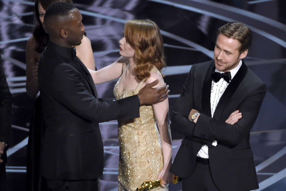 Oscars 2017 : La La Land grand gagnant, éclipsé par Moonlight