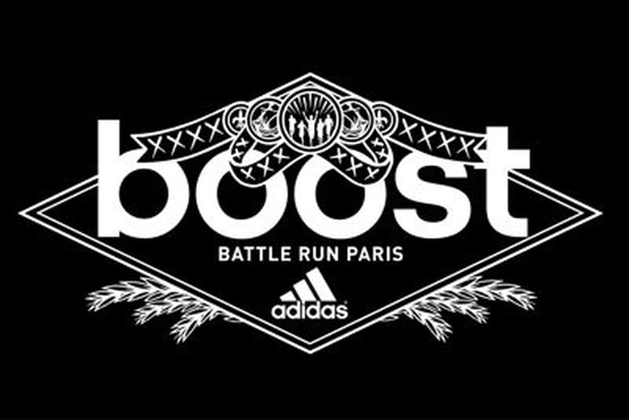 Adidas Boost Battle Run Inscription