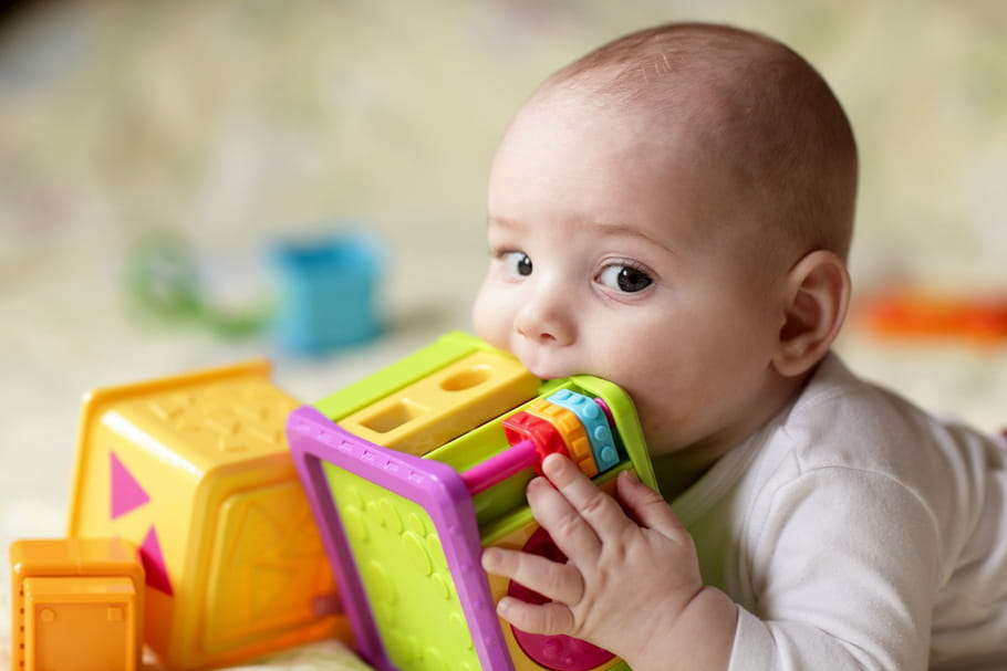 Toxicité des jouets pour enfant: une étude rassurante