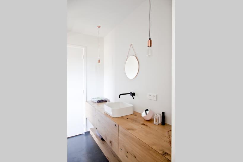 Salle de bains en bois : 40 pièces modernes et sublimées