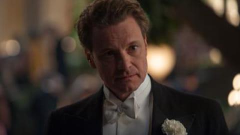 Colin Firth, magique