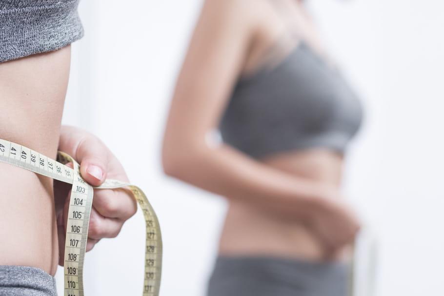 Anorexie mentale : plaisir de maigrir ?