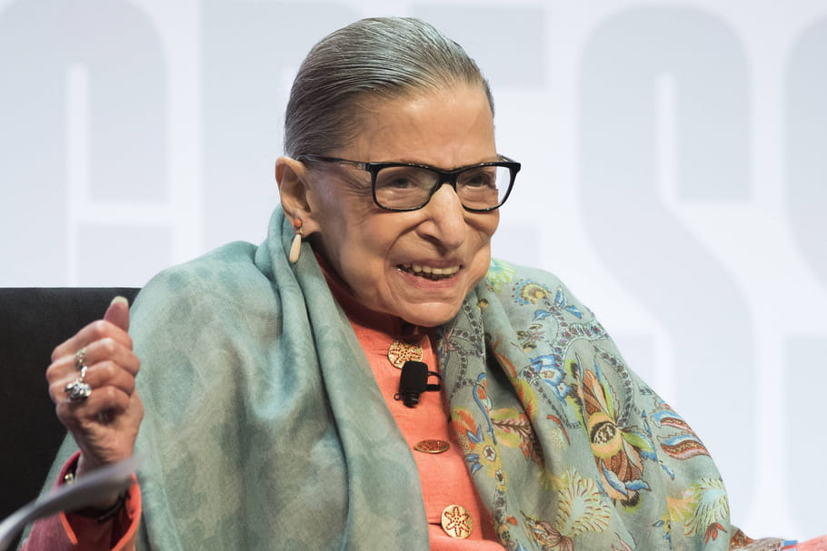 Mort de la juge Ruth Bader Ginsburg, féministe acharnée et figure de la Cour Suprême