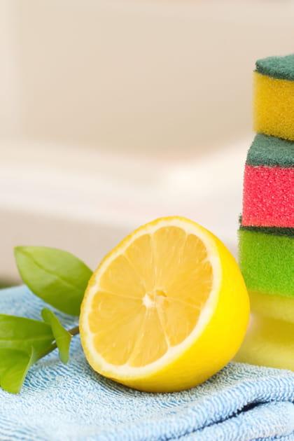 15produits naturels (et certains inattendus) pour nettoyer la maison