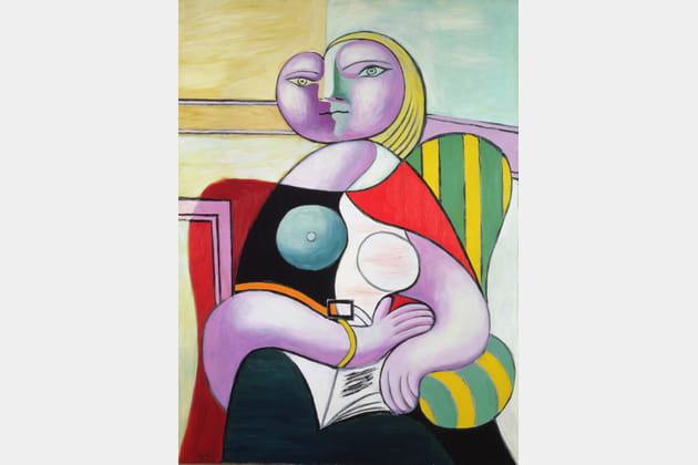 La lecture - Pablo Picasso