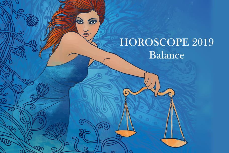 Horoscope Balance 2019: vos prévisions astro de l'année