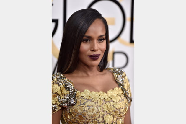 Les longueurs raides de Kerry Washington