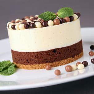 recettes de desserts mousseux
