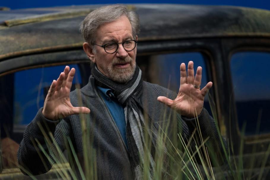 Steven Spielberg, géant du cinéma