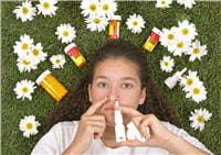 enfant asthmatique.