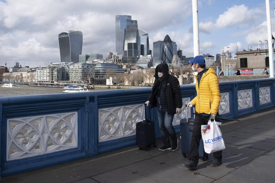 Le Royaume-Uni se prononce enfin sur la situation — Coronavirus