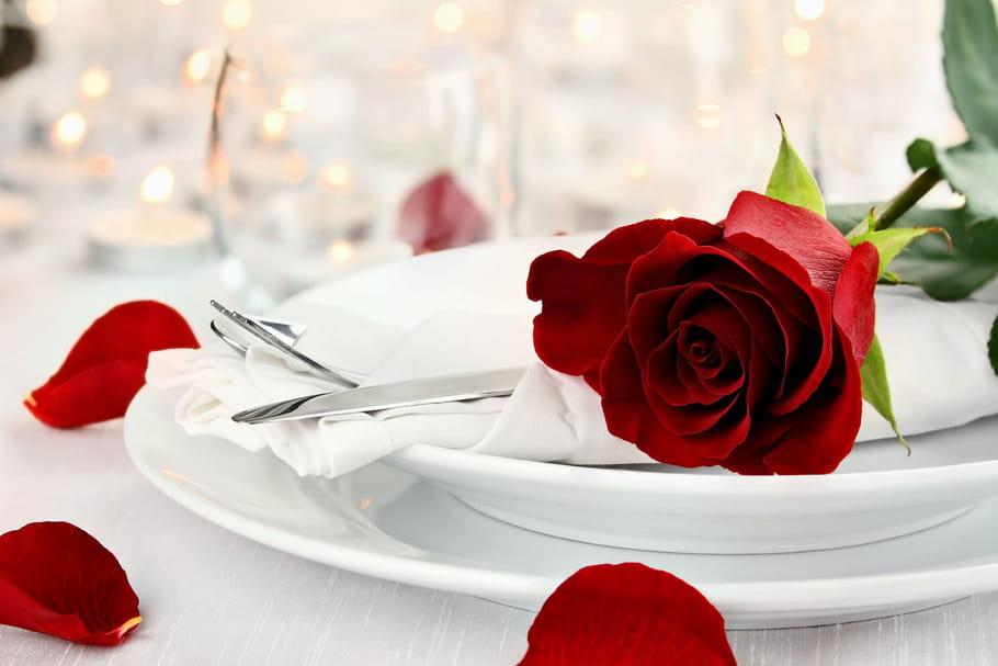 Repas de Saint-Valentin: facile à la maison ou gastronomique pas cher