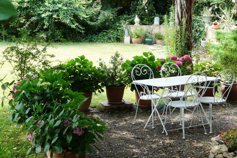 Un havre de paix dans le vaucluse - Jardin fleurie le havre ...