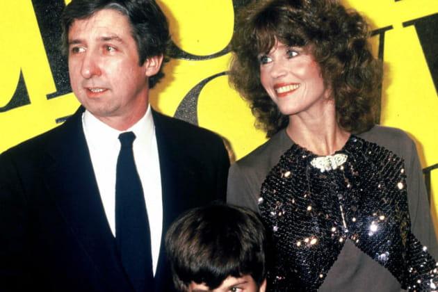 Jane Fonda et Tom Hayden