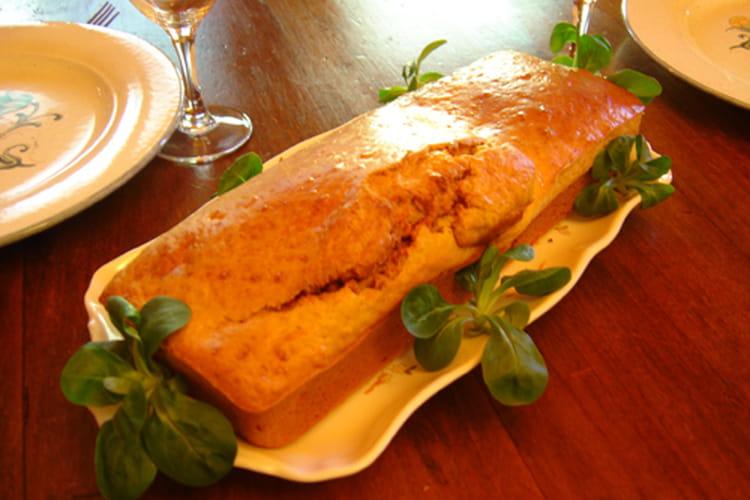 Cake à la carotte