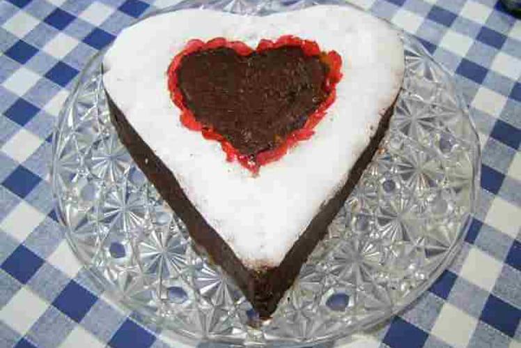 Gâteau aux blancs d'oeufs