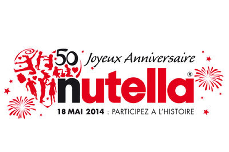 Nutella fête ses 50ans au Parc de Sceaux