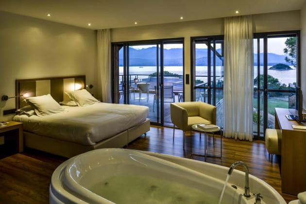 L'hôtel Mariosa à Porto-Vecchio en Corse