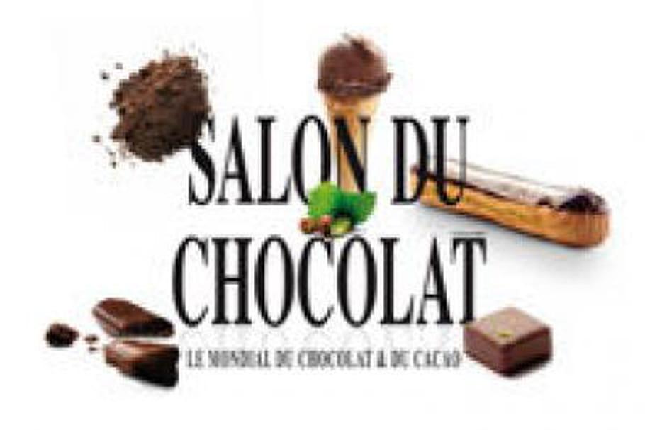 Salon du Chocolat 2013: une robe mappemonde exposée