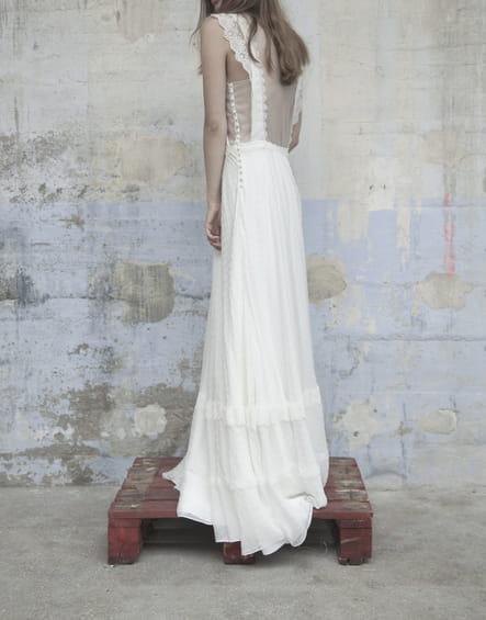 Robe de mariée Lou d'Elise Hameau