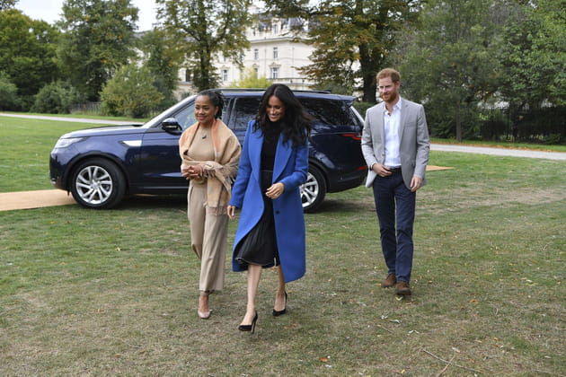 Réception à Kensington Palace