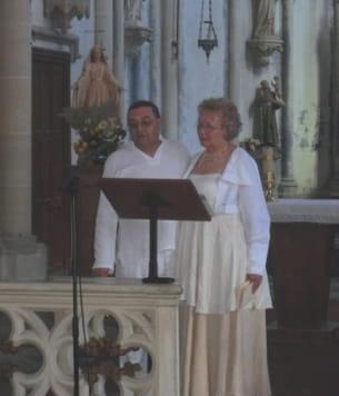 moment de prière pour notre mariage