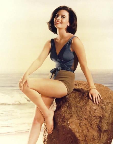 Natalie Wood ne laisse pas de bois