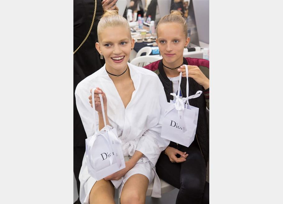 Christian Dior (Backstage) - photo 28