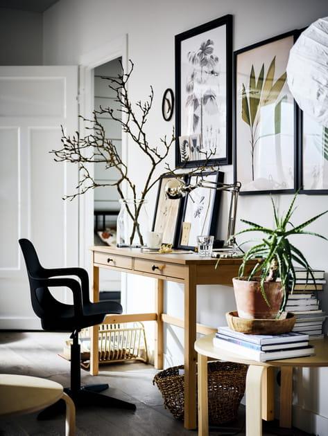 Bureau HEMNES IKEA