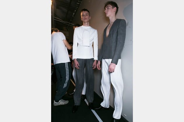 Central Saint Martins Ma (Backstage) - photo 10