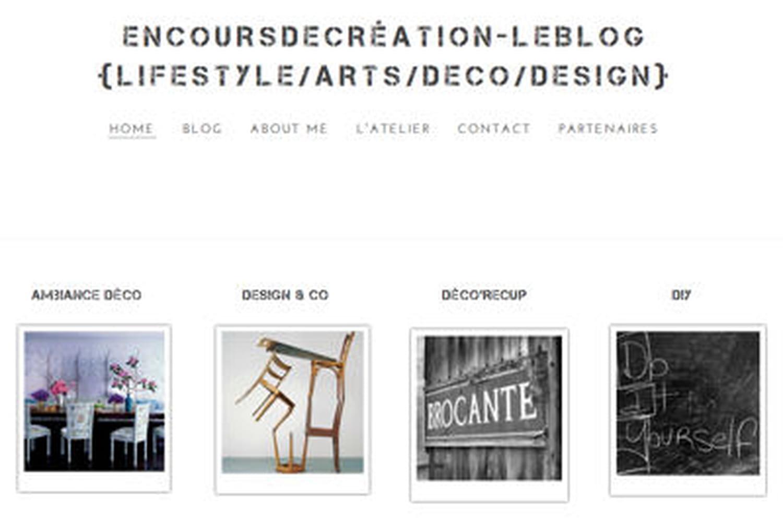 Le blog du moment: EnCoursdeCréation