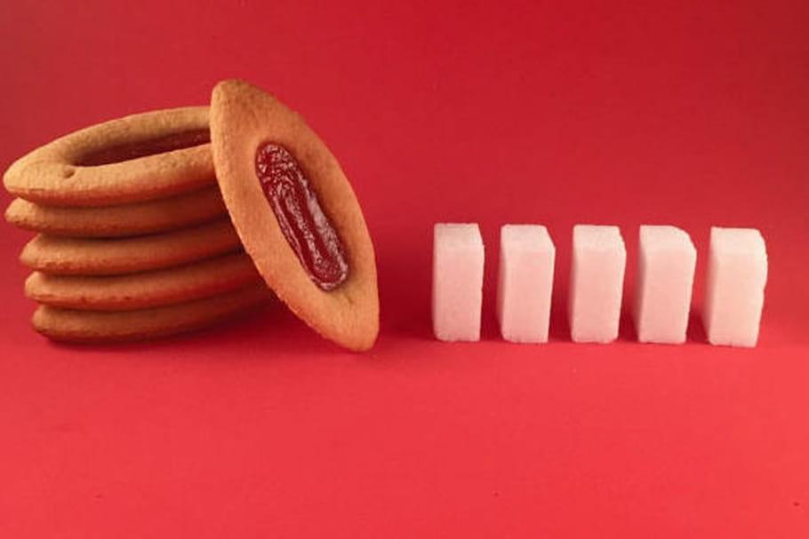 Ce compte Instagram montre le nombre de morceaux de sucres dans vos aliments préférés