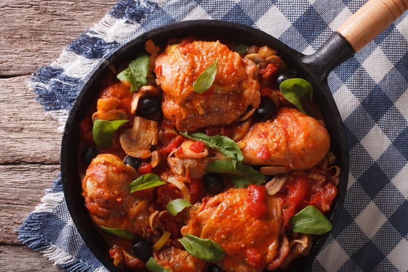65recettes au poulet