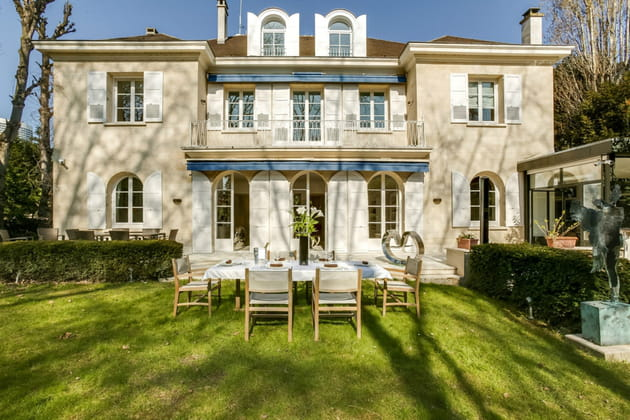 La Villa César à Paris