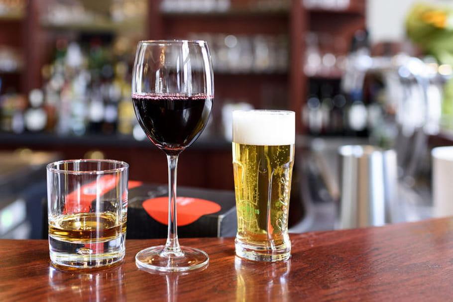 Alcool : la Cour des Comptes sévère avec l'Etat