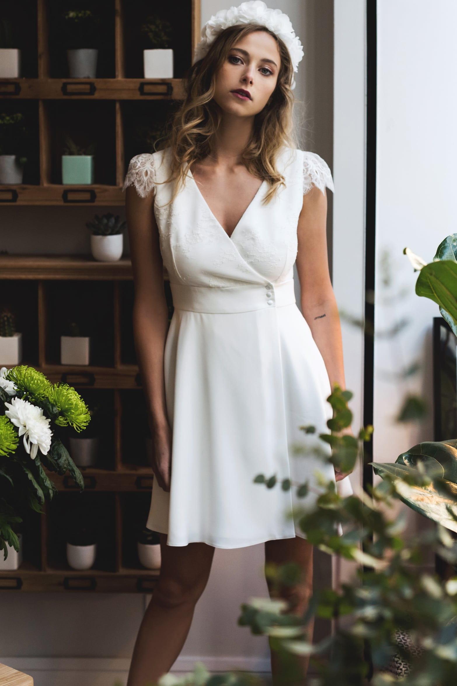 qualité fiable emballage élégant et robuste mieux choisir Robe de mariée Lady, Harpe
