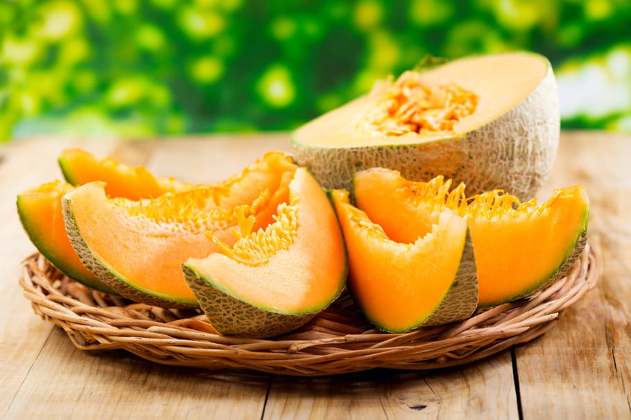 Comment savoir si un melon est mûr ?