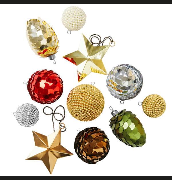 Décorations de Noël par H&M Home