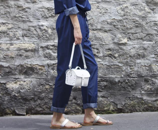 Le sac L'Ouvreuse par Sassi x La Trésorerie