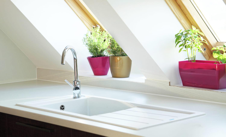 Quel matériau choisir pour l'évier de cuisine?