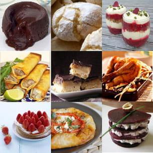 les meilleures recettes de 2011