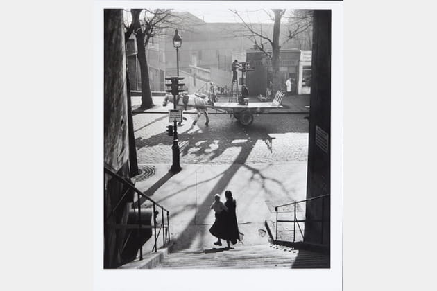 Avenue Simon Bolivar - Paris, 1950