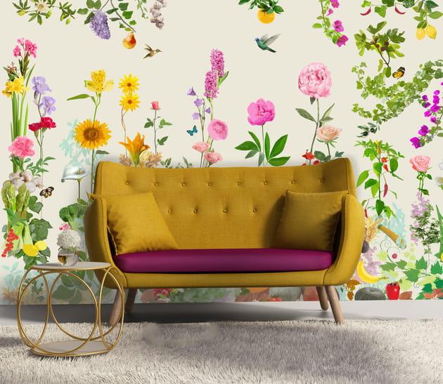 Papier peint Hortus par My Fresko