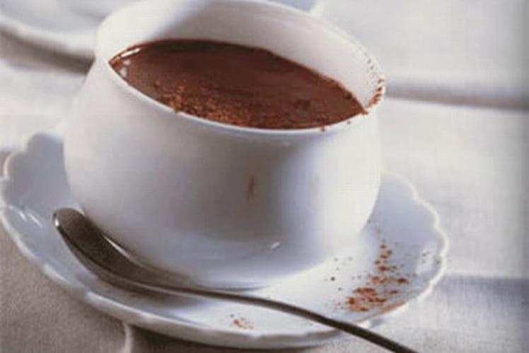 Chocolat parfumé