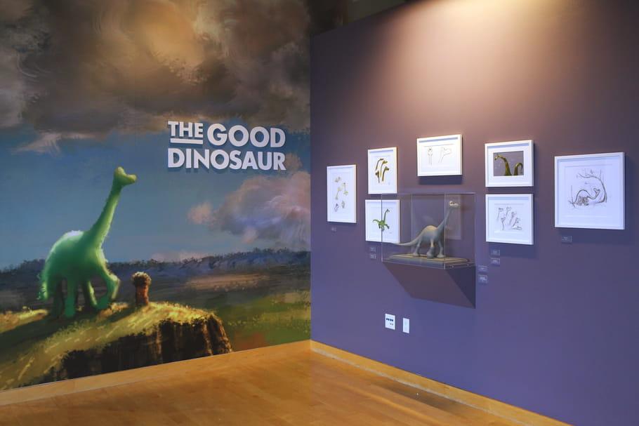 L'art gallery, pour plonger dans le voyage