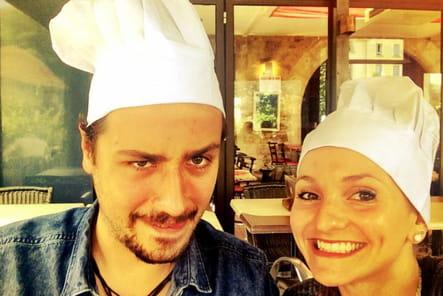 Noémie Honiat et Quentin Bourdy prêt à reconquérir l'Univers