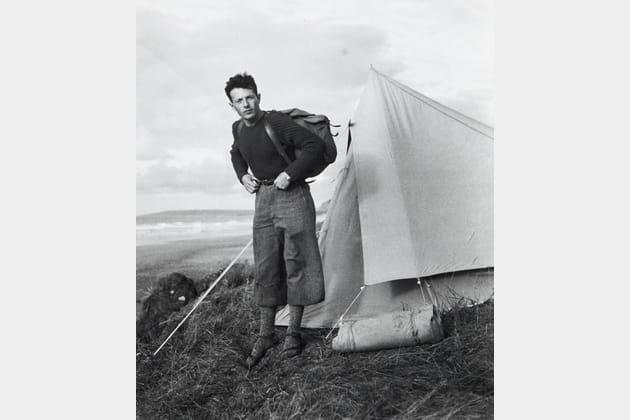 Autoportrait - Houlgate, 1937