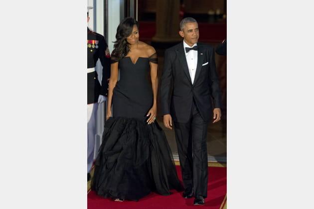 Michelle Obama le 25septembre 2015