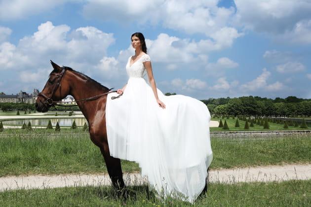 Robe de mariée Flanelle, Cymbeline