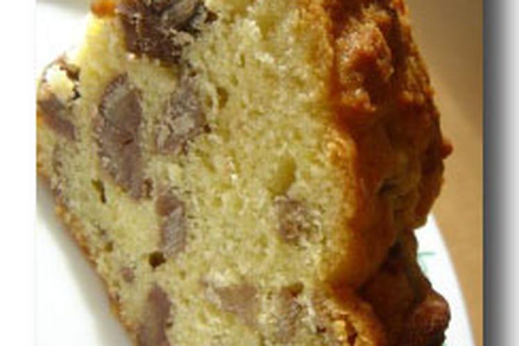 Cake aux châtaignes